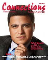 May 2011 issue of Connections Magazine