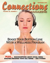 September 2012 issue of Connections Magazine