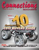 December 2012 issue of Connections Magazine