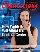 November 2013 issue of Connections Magazine