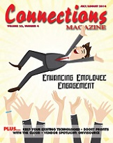 Jul/Aug 2014 issue of Connections Magazine