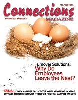 Sep/Oct 2015 issue of Connections Magazine