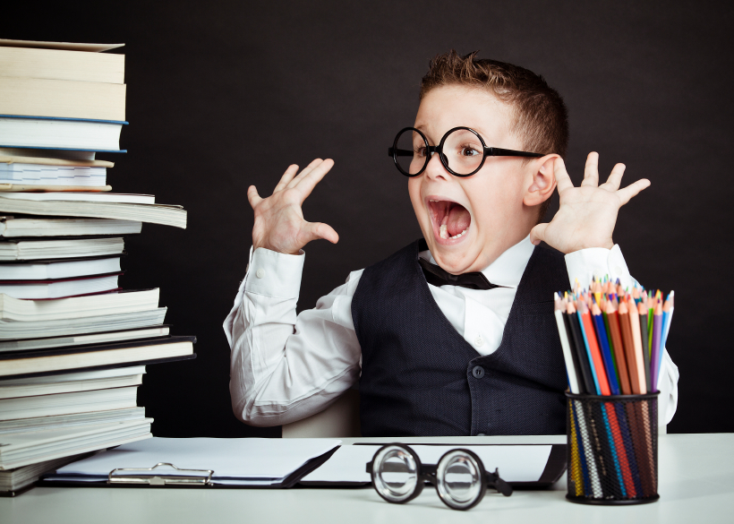 Special Needs Children and the struggle with homework