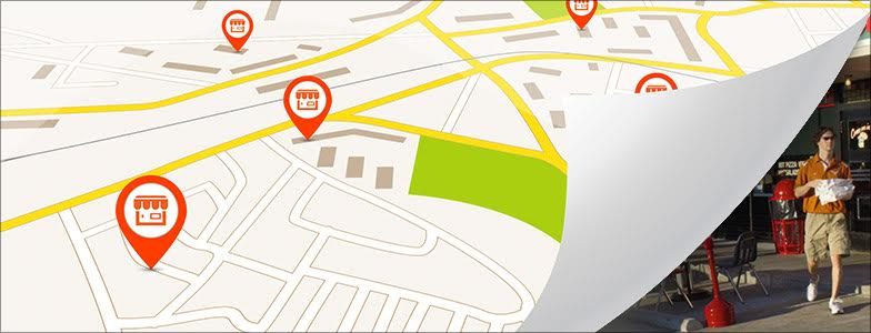 mapping your way to local businesses