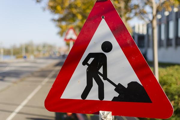 road work roadwork construction