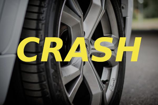 crash tire