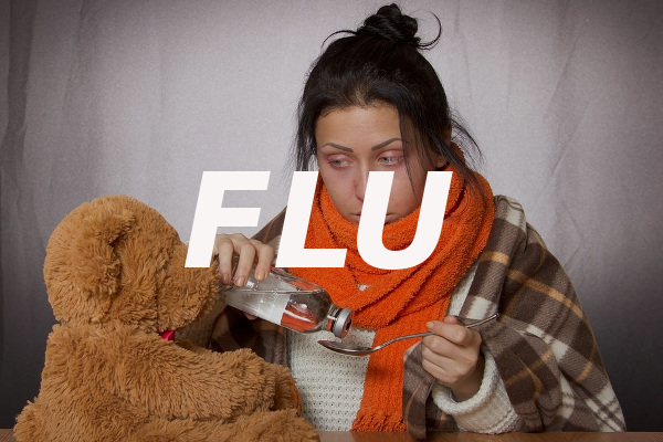 County reports five more flu deaths