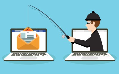 Email phishing: the 3 most common techniques