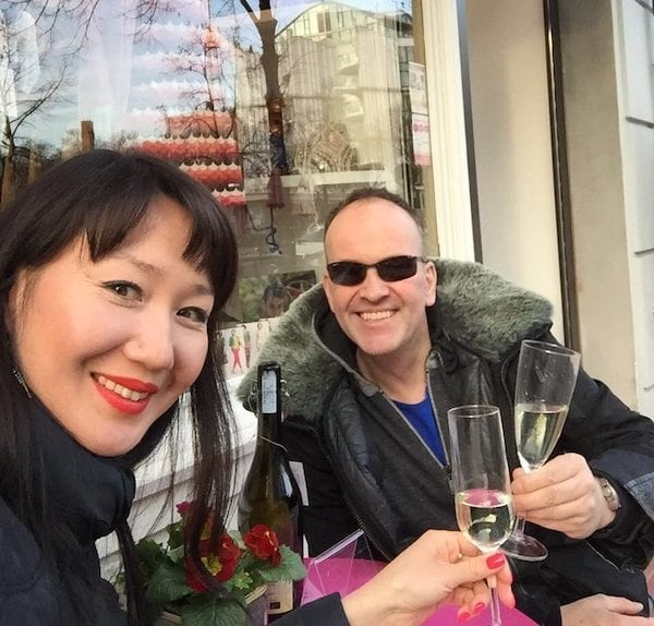 Connemara | Jens bei Saule Mode in Berlin