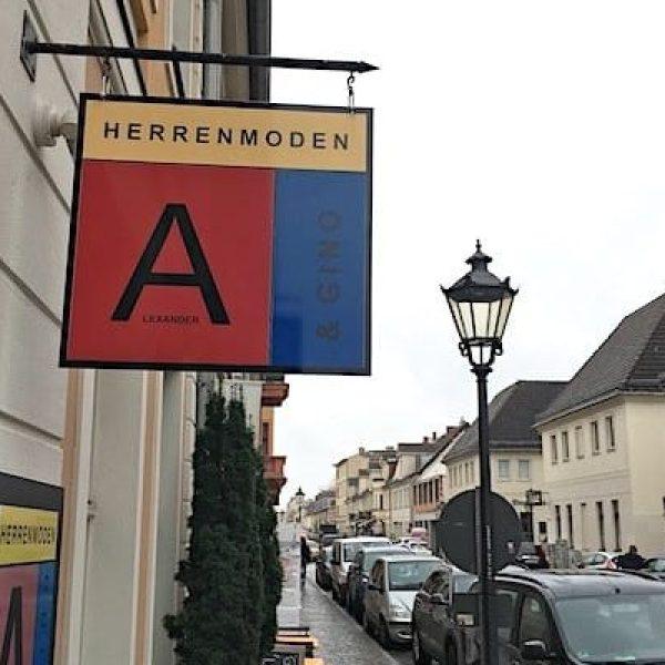 Alexander & Gino in Potsdam | Connemara zu Besuch