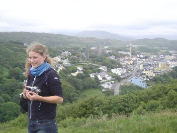 Look over Clifden