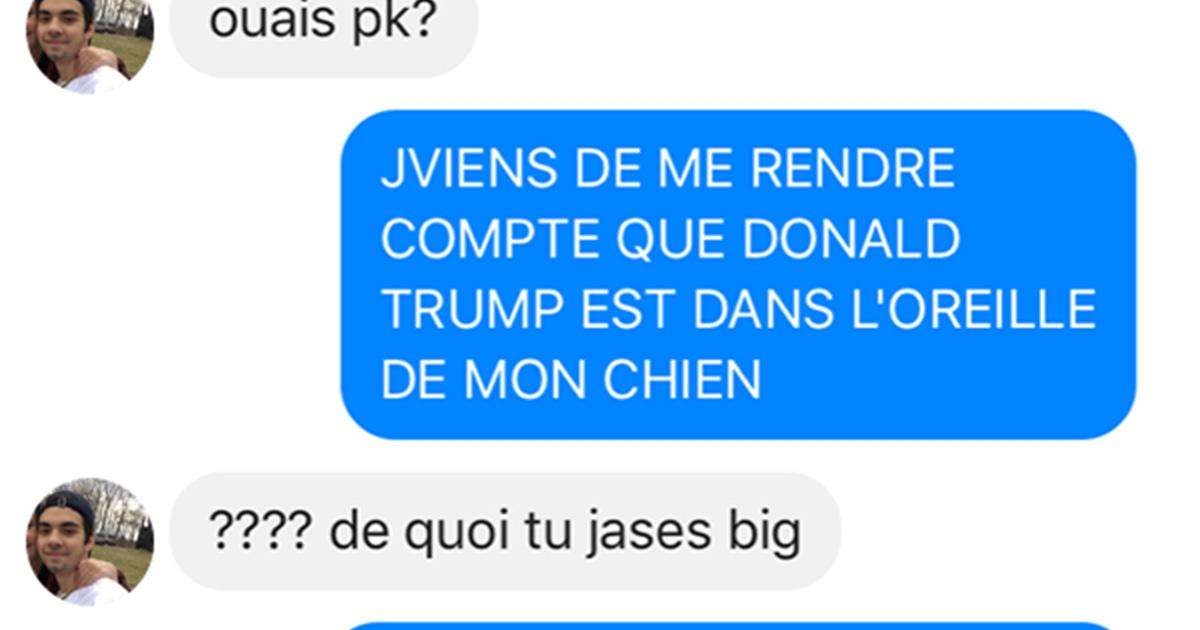 Jokes Conversation Facebook