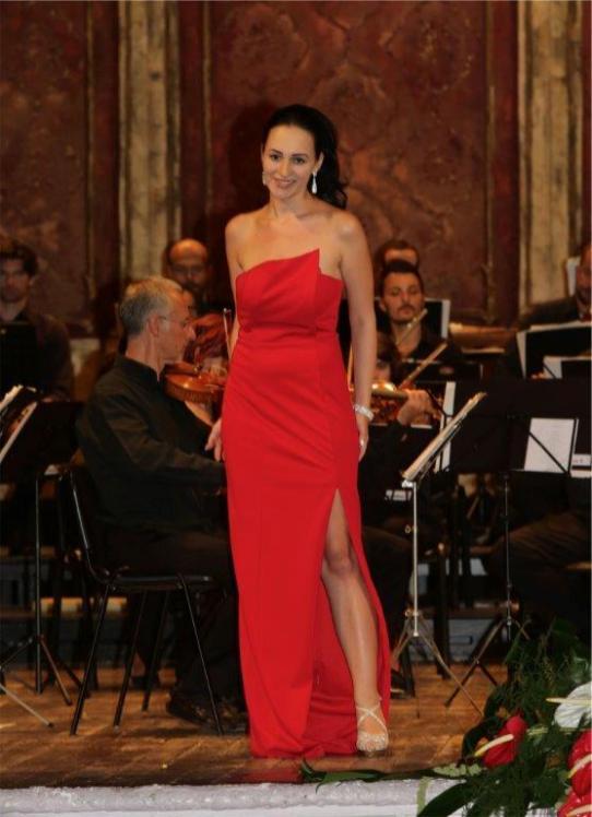 Adriana Ferfecka - Foto Giuliano Ghiraldini
