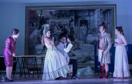 Photo credit: Yasuko Kageyama / Teatro dell'Opera di Roma
