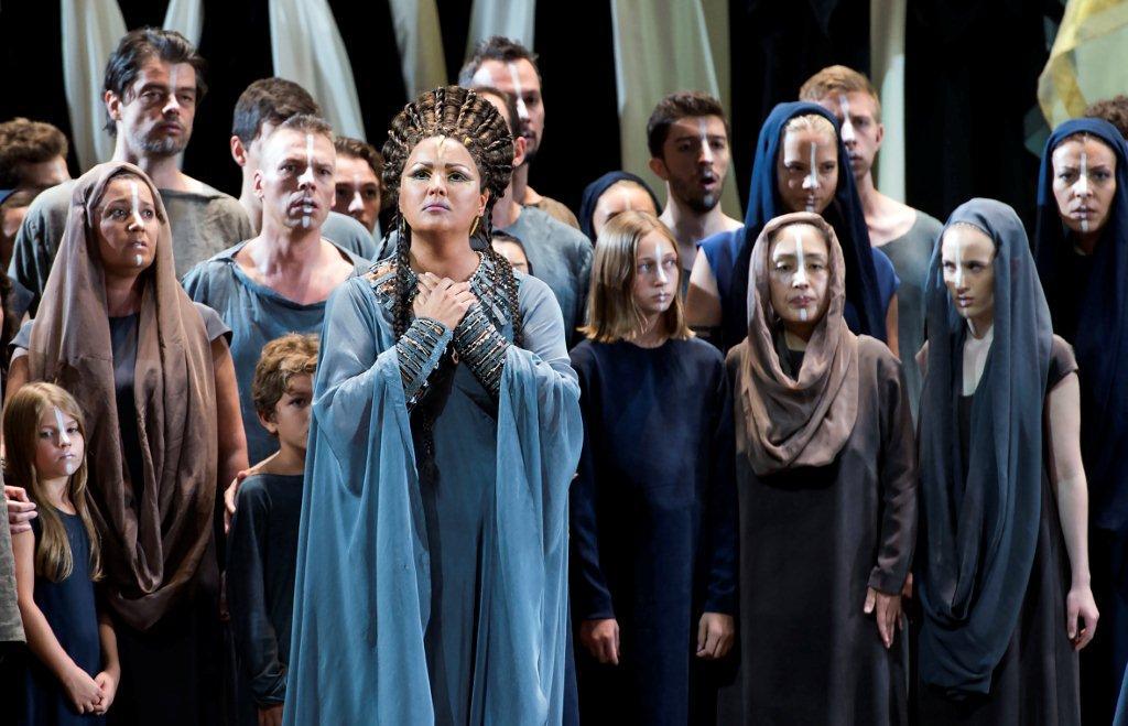 Photo credit: Salzburger Festspiele - Monika Rittershaus