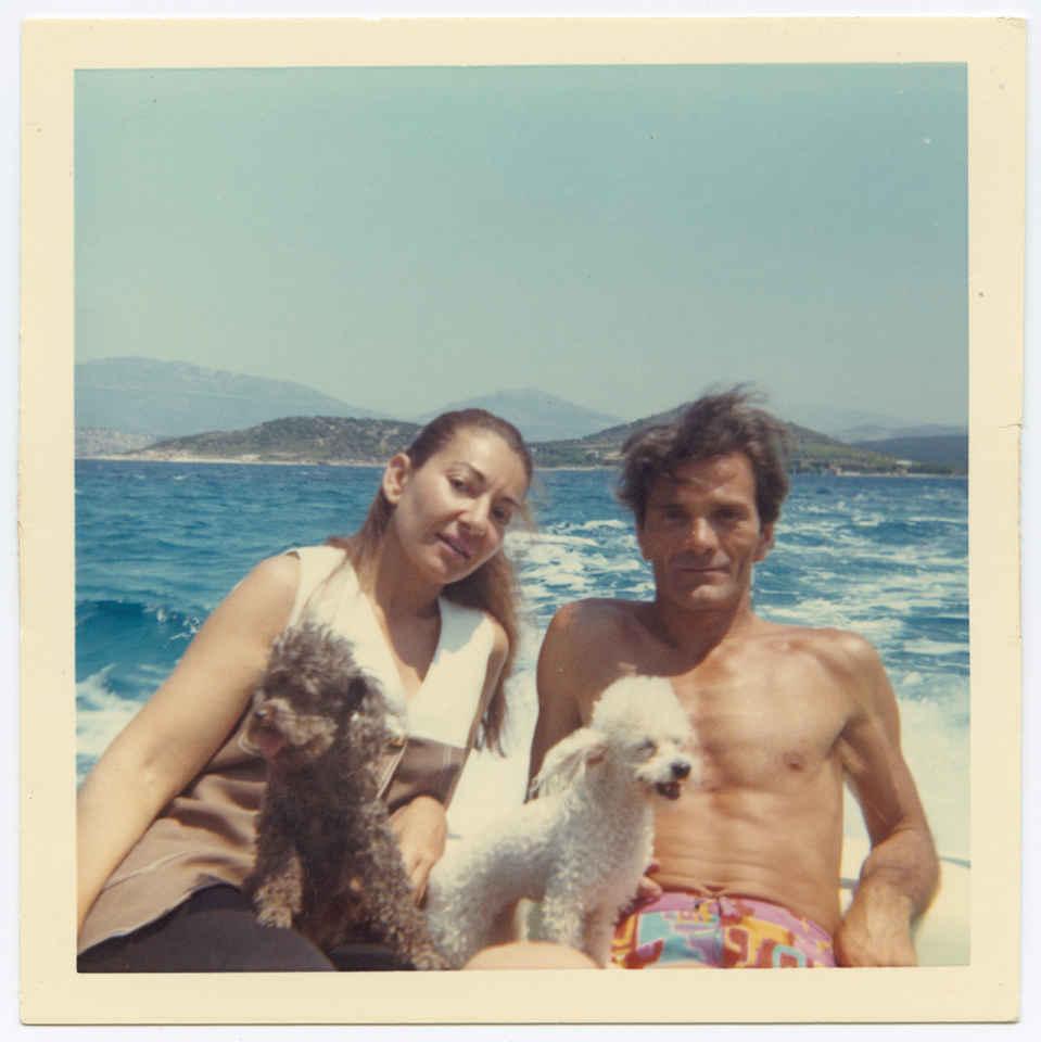 """Photo credit: Graziella Chiarcossi – Archivio Contemporaneo """"A. Bonsanti"""" – Gabinetto G.P. Vieusseux, Firenze (ACGV) Fondo Pier Paolo Pasolini (PPP)"""