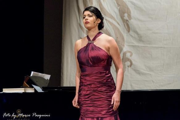 Valeria Girardello - Prima classificata