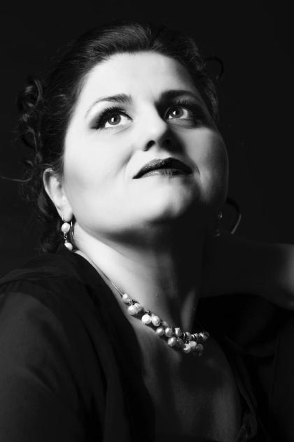 Maria Billeri. Photo credit: Veronica Croccia