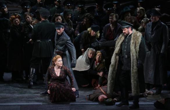 Saioa Hernández interpreta Odabella nell'Attila alla Scala - Photo credit: Marco Brescia & Rudy Amisano