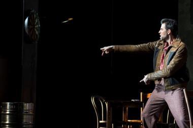 """Vittorio Prato in """"Così fan tutte"""" - Photo credit: Carole Parodi"""
