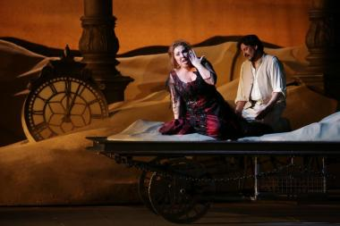 Photo credit: Brescia/Amisano - Teatro alla Scala