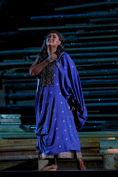 Anna Pirozzi canta Aida all'Arena di Verona - Photo credit: Ennevi