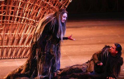 Anna Pirozzi nelle vesti di Lady Macbeth - Photo credit: Ramella & Giannese