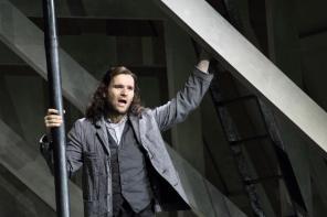 Michael Fabiano in Bohème alla Royal Opera House di Londra - Photo Credit: Catherine Ashmore
