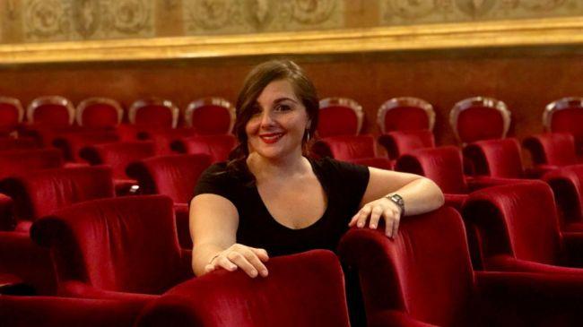 Chiara Amarù al Teatro Massimo di Palermo