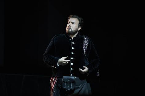 Stefan Pop è Edgardo nella Lucia di Lammermoor a Bologna