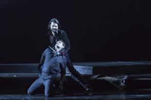 Un'immagine di Carmen al Ravenna Festival con Luca Micheletti - Photo credit Zani-Casadio