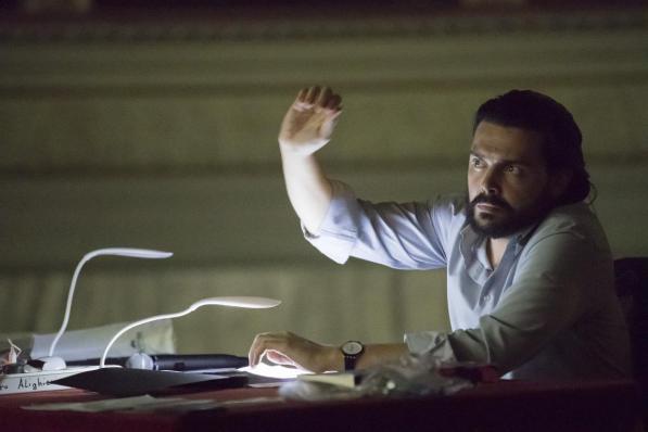 Luca Micheletti durante le prove di regia di Carmen al Ravenna Festival - Photo credit Zani-Casadio