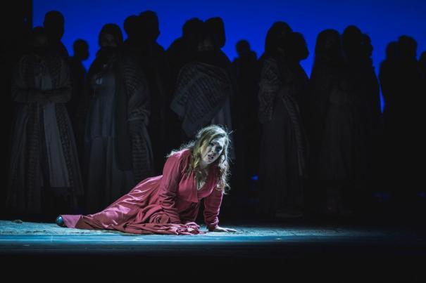Maria José Siri è Abigaille nel Nabucco al Teatro del Maggio - Photo credit: Michele Monasta