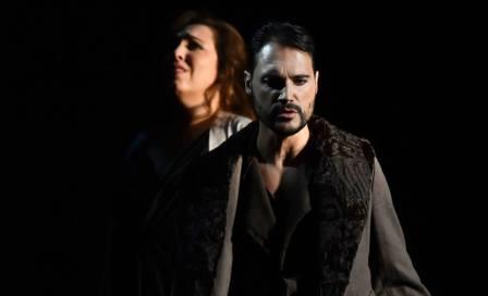 Francesco Demuro con Maria José Siri in Attila