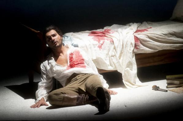 Francesco Demuro è Werther al Teatro Comunale di Modena