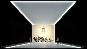 Bozzetto per Salome, Teatro alla Scala