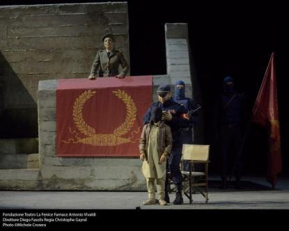 Venezia, Teatro Malibran – Farnace – Connessi all'Opera