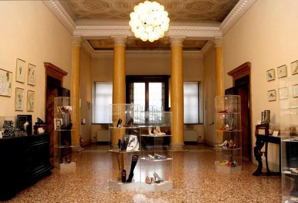 Museo della calzatura, Villa Foscarini Rossi, Stra (Venezia)