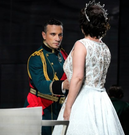 Sergey Romanovsky in Elisabetta regina d'Inghilterra al ROF di Pesaro - Photo Amati e Bacciardi