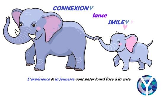 Connexion Y & Smile Y - l'experience et la jeunesse pèse de tout leur poids