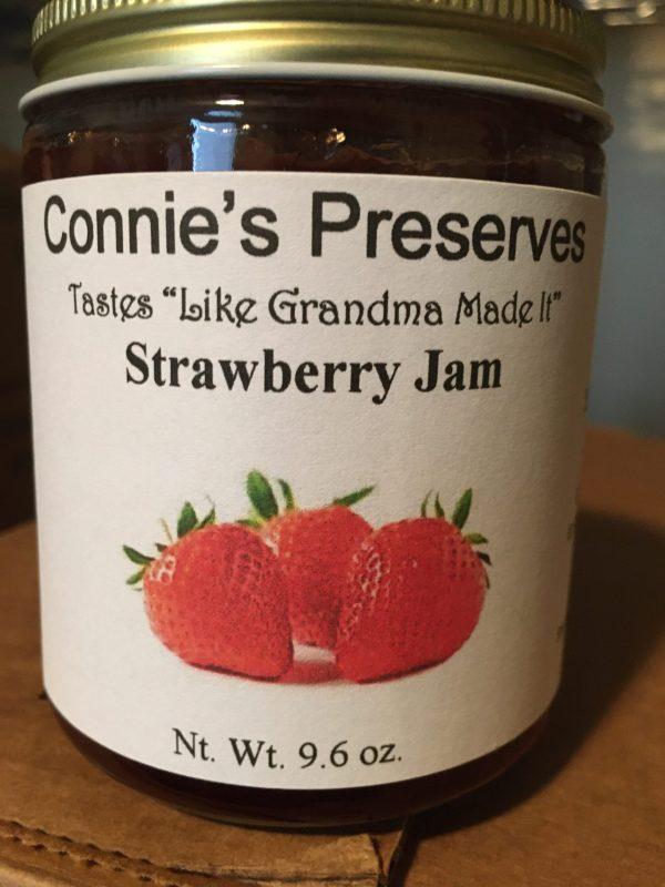 Connie's Strawberry Jam