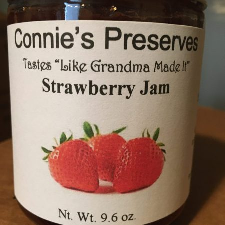 Connie's Strawberry Jam