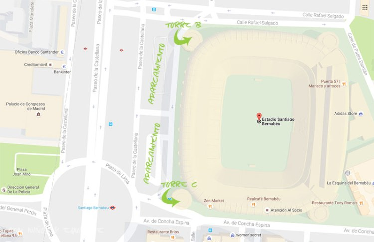 mapa-situacion-estadio-bernabeu