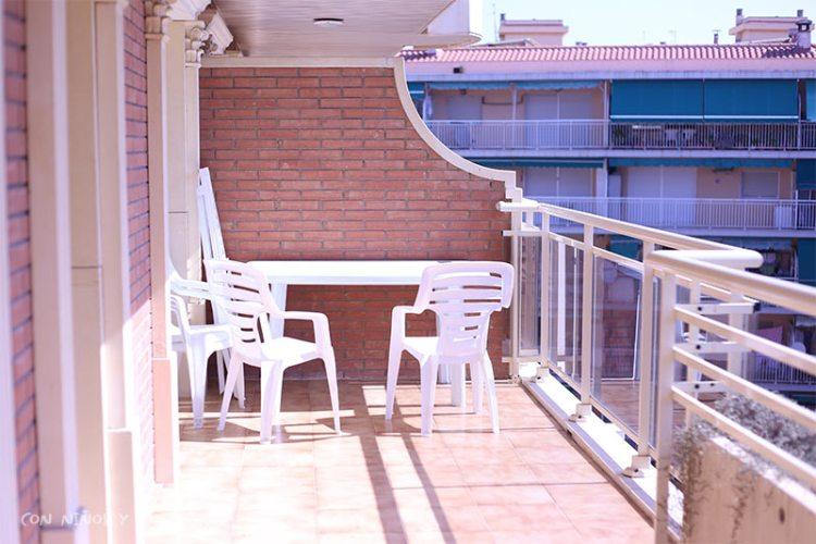 Apartamentos en Salou