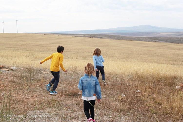 Teruel con Niños
