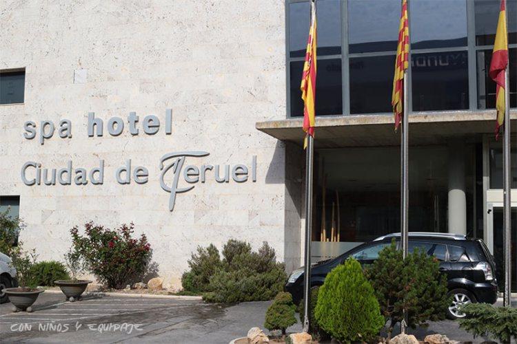 Spa para ni os en hotel ciudad de teruel for Hotel ortigia con spa