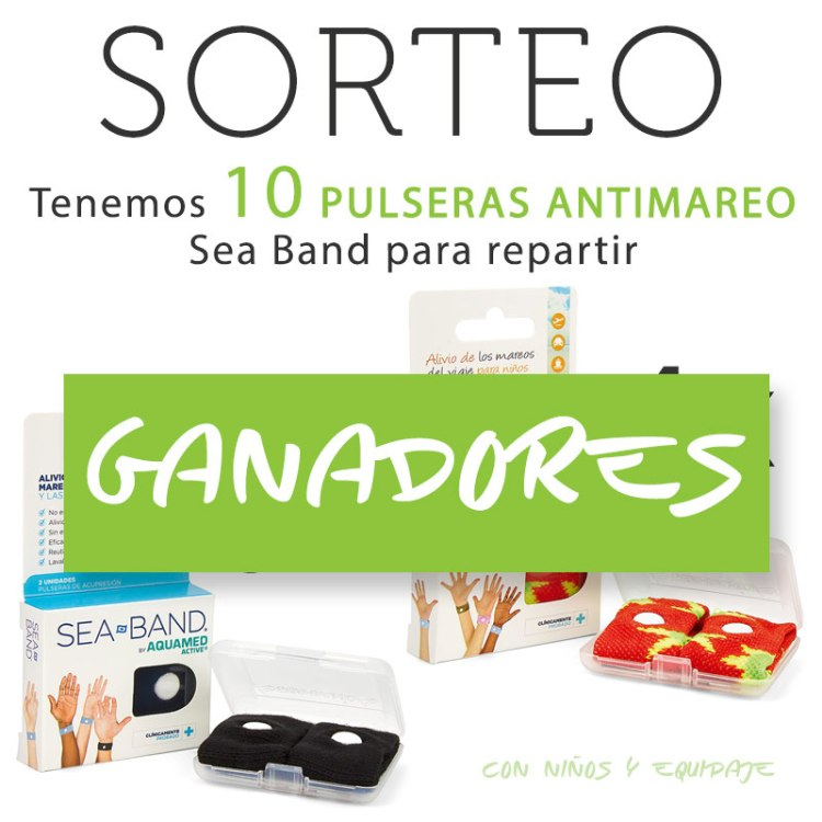 Pulseras sea band