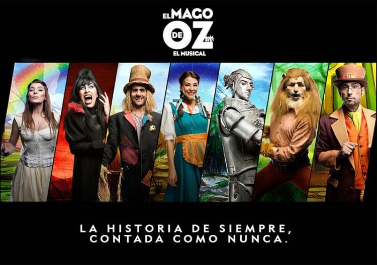 Musical de El Mago de Oz