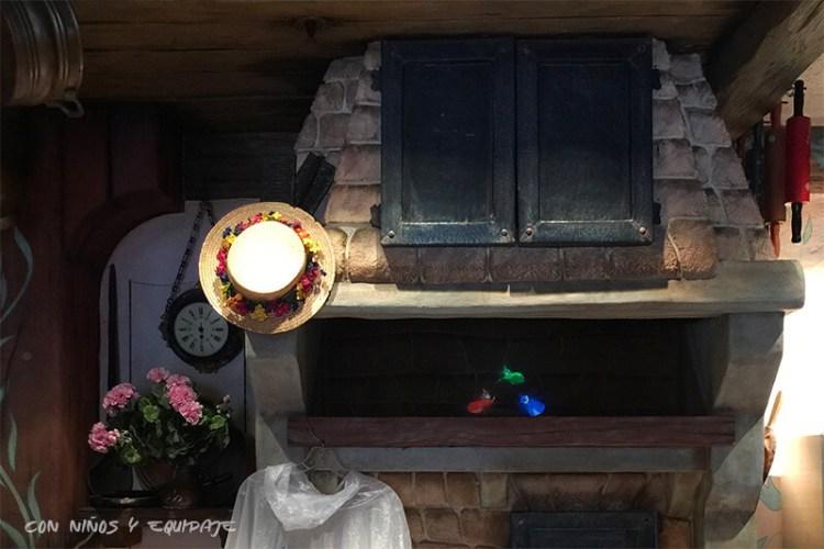 Las tres hadas - Misterios de Disneyland París