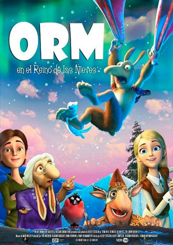estrenos de cine - Orm